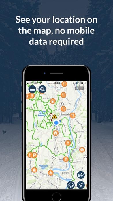 Ride Sledmass Trails screenshot 2