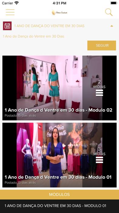 Patrícia Cavalcante screenshot 4