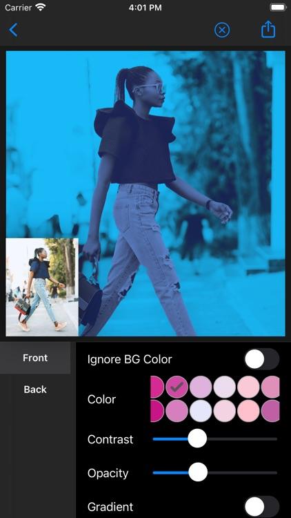 Duotone Photo Fx screenshot-6