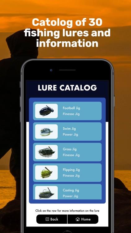 Lure Cast screenshot-3