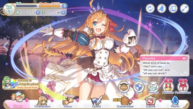 Princess Connect! Re: Dive screenshot-9