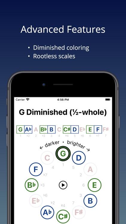ScaleMate - Visualize Harmony screenshot-6