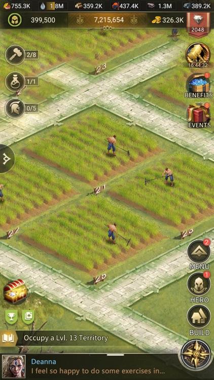 Rise of Empires: Fire and War screenshot-5