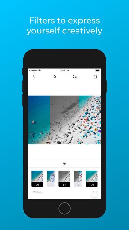 Peel - Add Text to Photos screenshot-3