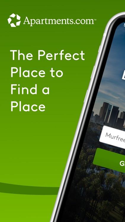 Apartments.com Rental Finder screenshot-0