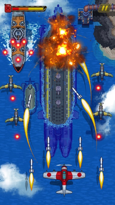 1945シューティングゲーム:飛行機ゲームのおすすめ画像5