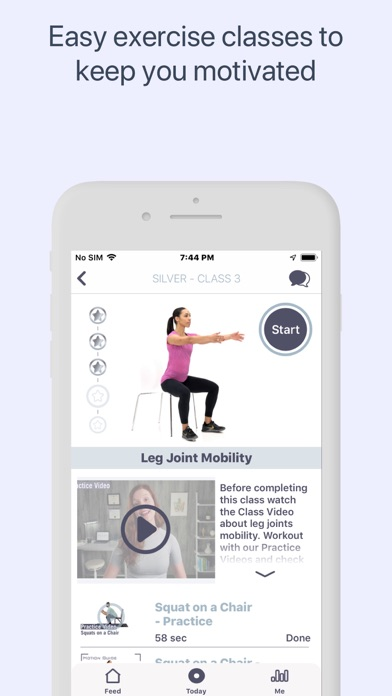 messages.download FitCam : Movement as Medicine software