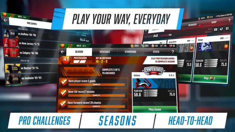 CBS Franchise Hockey 2021 screenshot-4