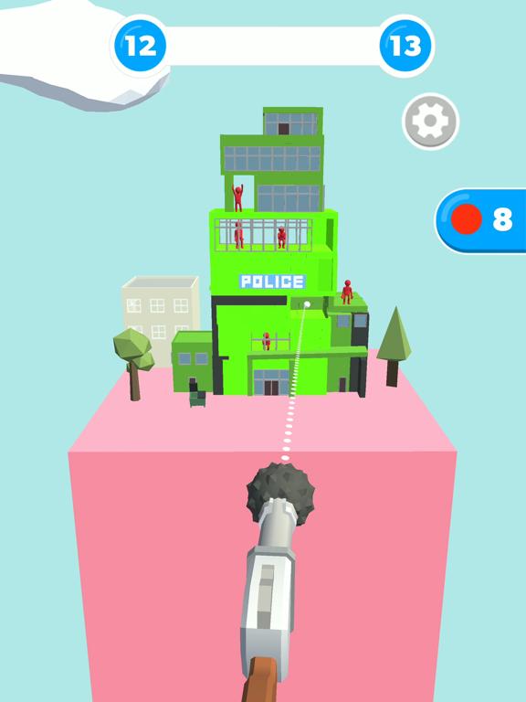 Slingshot Smash: Shooting Boom screenshot 9