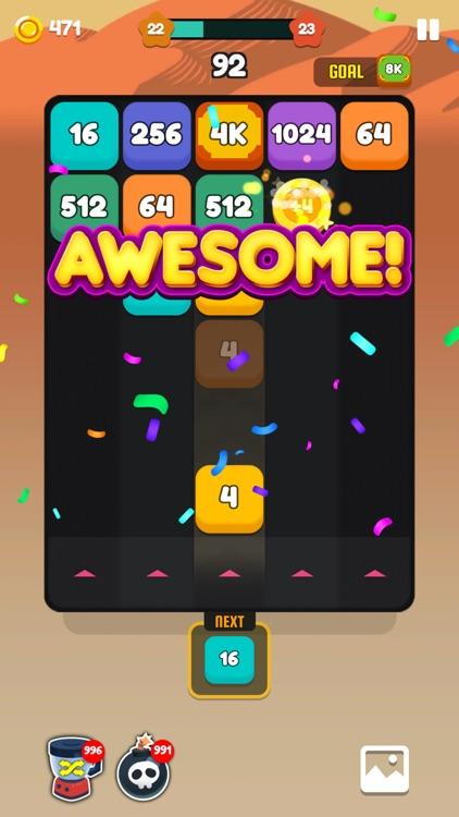 Number Shoot - Merge Puzzle screenshot-4