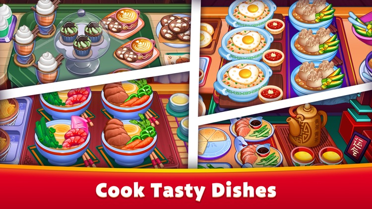 Asian Cooking Star: Food Games