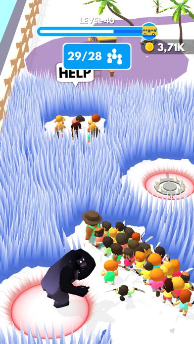 Tourist Rescue screenshot 6