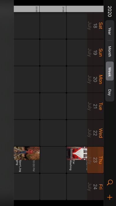 PickCalendar screenshot 1