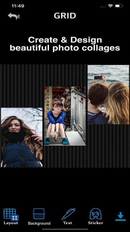 CollageMe: Photo Collage maker screenshot-3