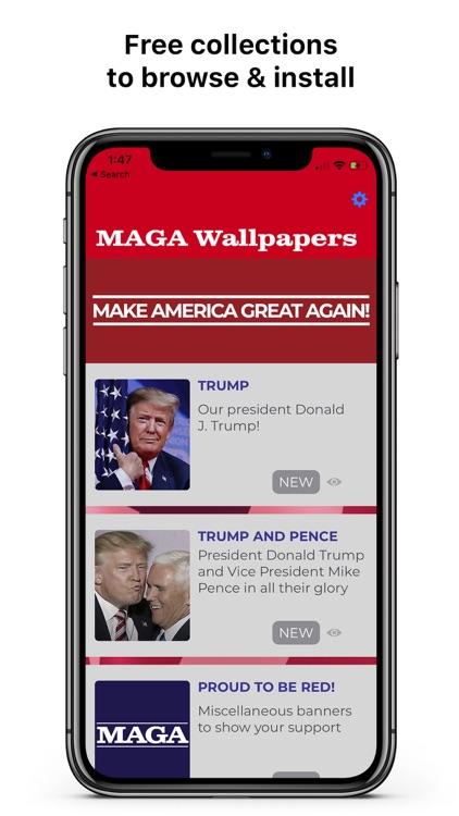 MAGA Wallpapers