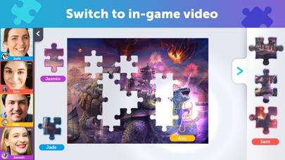 Jigsaw Video Party screenshot 5
