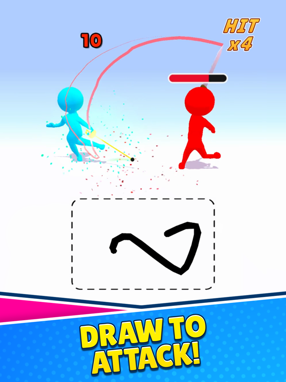 iPad Image of Draw Duel