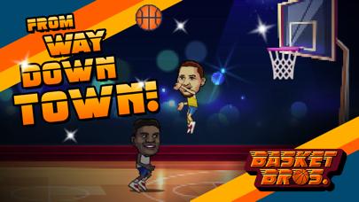 BasketBros.io screenshot 2