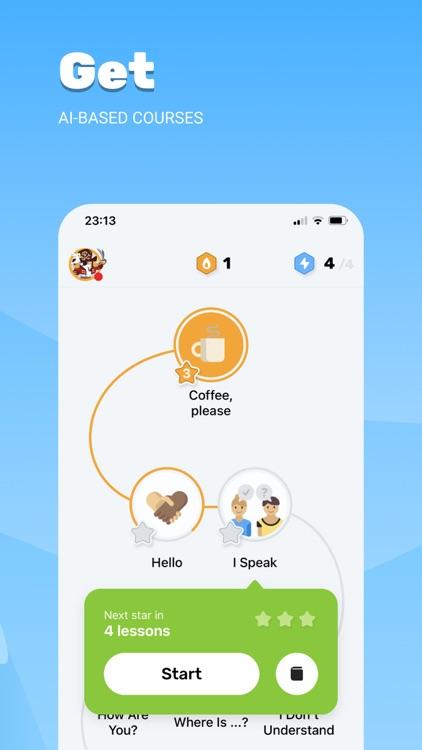 Parla: Learn Spanish & English screenshot-3