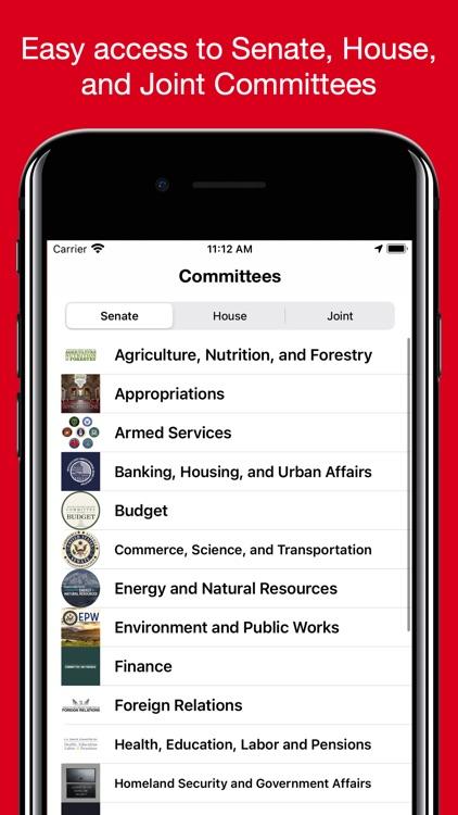 CongressPro screenshot-4