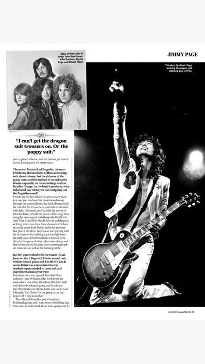 Classic Rock Magazine screenshot-4