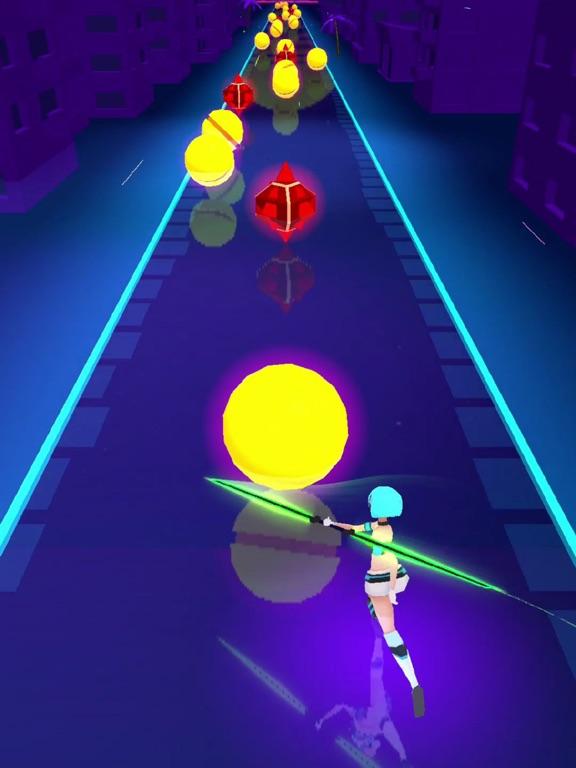 Cyber Slash 3D screenshot 8