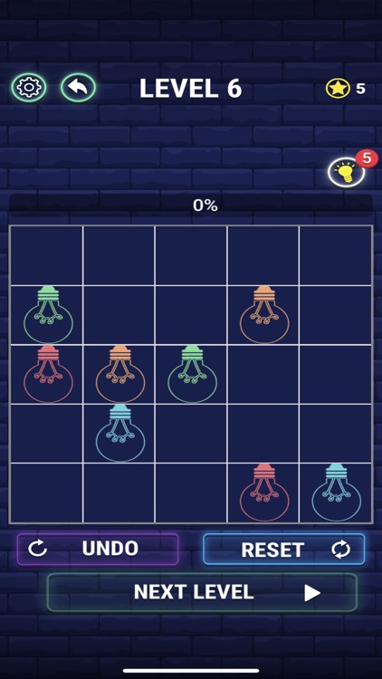 Connect Glow Puzzle Game screenshot-6