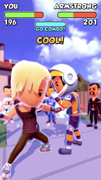 Swipe Fight!のスクリーンショット2