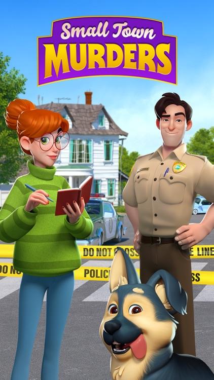 Small Town Murders: Match 3 screenshot-6