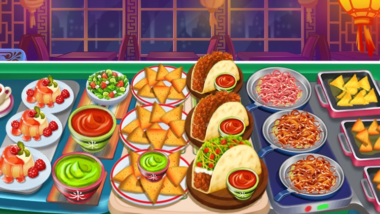 Cooking Town: Chef Food Games screenshot-3
