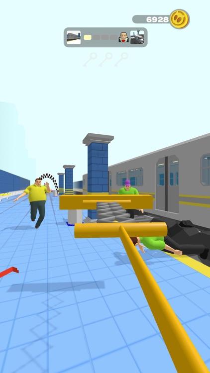 Joust Run screenshot-7