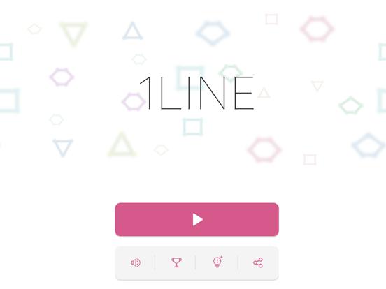 1LINE one-stroke puzzle gameのおすすめ画像5