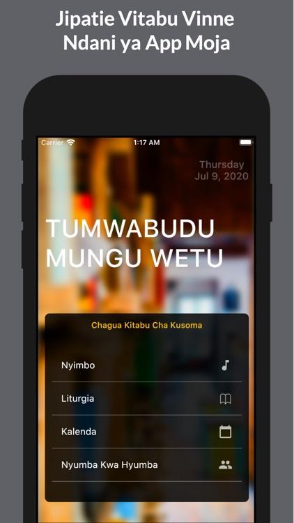 Tumwabudu Mungu Wetu