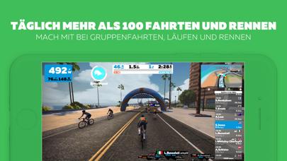 messages.download Zwift: Indoor Radsport, Laufen software