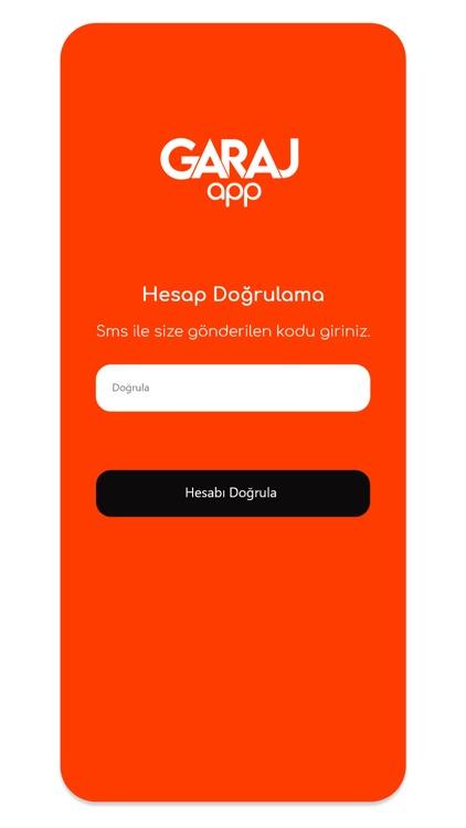 Garaj App screenshot-4