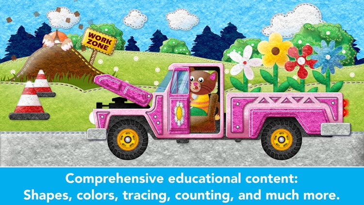 Learning Cars Games for Kids