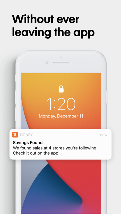 messages.download Honey Smart Shopping Assistant software