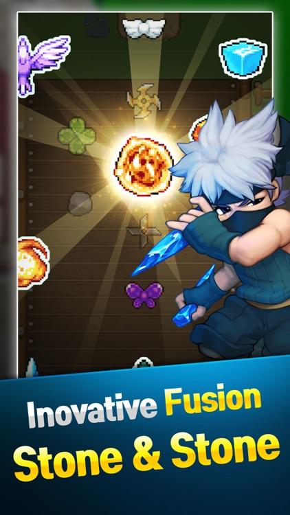 Grow Stone Online - 2D MMORPG screenshot-4