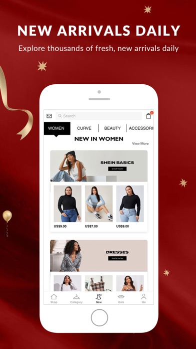 messages.download SHEIN-Fashion Shopping Online software