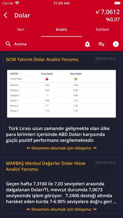 CepFinans: Döviz Altın Borsa