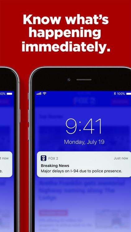 FOX 2: Detroit News & Alerts screenshot-4