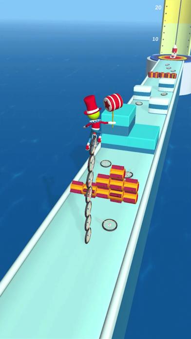 Clown on the Wheel screenshot 1