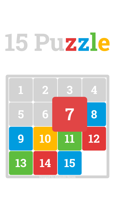 15 Puzzle for Kids*紹介画像5