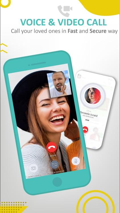 TelloTalk - Voice, Video, Chat