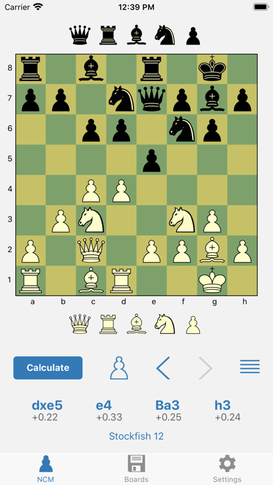 Next Chess Move screenshot