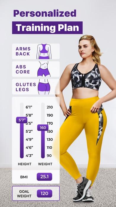 Verv: Home Fitness Workout Screenshot
