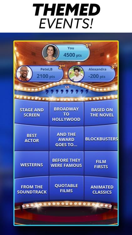 Jeopardy!® Trivia Quiz Game screenshot-4