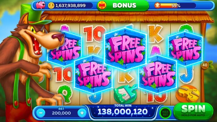 Slots Journey Cruise & Casino screenshot-0