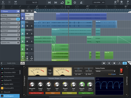 Drum Surgeon AUv3 Plugin screenshot 5