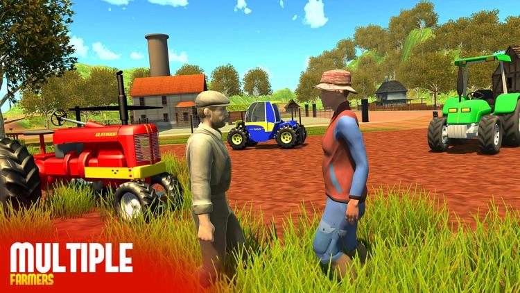 Farmers Harvest Sims screenshot-5